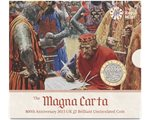 Great Britain - £2, 800th Anniversary of Magna Carta, 2015