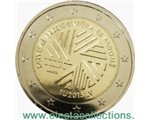 Latvia - 2 Euro, Presidency of the Council of the EU, 2015