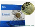 Regno Unito - £2 Britannia Brilliant Uncirculated Coin, 2015