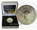 Greece - 6 Euro Silver Proof, YEAR OF LIGHT, 2015