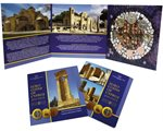 Cyprus - Euro coins Official BU Set 2015