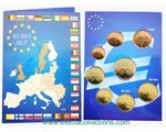 Slovakia - Euro Coins, Complete UNC set 2009