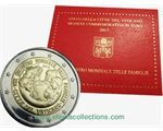 Vatican - 2 Euro, 8th Meeting of Families 2015 (blister)