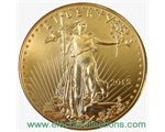 United States - Gold coin BU 1 oz, American Eagle, 2015
