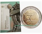 San Marino - 2 Euro, Donatello, 2016 (in blister)