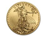 United States - Gold coin BU 1 oz, American Eagle, 2016