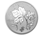 Canada - Maple Leaves 1/2 oz Ag Proof, 2016
