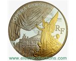 France - 10 Euro Ag proof, Opera Garnier, 2016