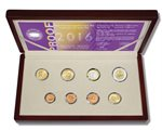 Greece - Euro coins Official PROOF Set 2016