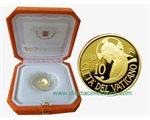 Vatican - 10 Euro Gold proof, Baptism, 2016