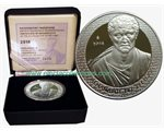 Greece - 10 Euro Silver Proof, MENANDER, 2016