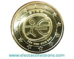 Ireland – 2 Euro, 10th Anniversary of the Euro, 2009