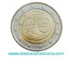 Slovakia – 2 Euro, 10th Anniversary of the Euro, 2009