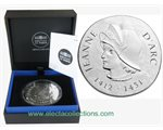 France - 10 Euro Ag proof, Jeanne d' Arc, 2016