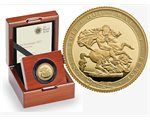 Great Britain - Elizabeth II, Gold Sovereign PROOF, 2017