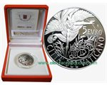 Vatican - 5 Euro Silver, 49th World Day of Peace, 2016