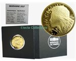 France - 250 Euro gold, Marianne, 2017