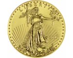 United States - Gold coin BU 1 oz, American Eagle, 2017
