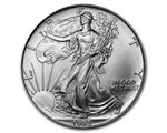 United States - Silver coin BU 1 oz, American Eagle, 1993