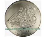 Cook Islands - 1 Dollar, Silver Bounty, 1 oz BU 2009