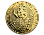 Great Britain - Lion Gold Coin 1 oz, 2016