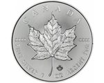 Canada - 20 X 1 oz Silver Maple Leaf BU (mixed years)