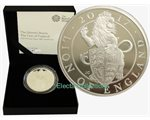 Great Britain - Lion Silver proof Coin 1 oz, 2017