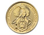 Great Britain - Griffin Gold Coin 1/4 oz, 2017