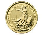 Great Britain - Britannia Gold Coin 1/4 oz, 2017