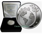 Greece - 6 Euro Silver Proof, TOURISM FOR DEVELOPMENT, 2017
