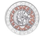 Austria - 10 Euro, Proof, Gabriel – the Revealing Angel, 2017