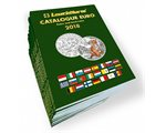 Euro coins catalogue, English edition 2018