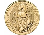 Regno Unito - The Unicorn of Scotland gold 1 oz, 2018