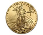 United States - Gold coin BU 1 oz, American Eagle, 2018