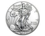 United States - Silver coin BU 1 oz, American Eagle, 2018