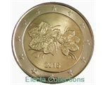 Finland - 2 Euro, Cloudberry, 2015