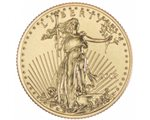 United States - Gold coin BU 1/4 oz, American Eagle, 2018