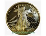 United States - Gold coin 1/4 oz, U.S. Eagle, 2006 (PROOF)