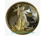 Stati Uniti - Gold coin 1/4 oz, U.S. Eagle, 2005 (PROOF)