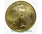 Stati Uniti - Gold coin 1/4 oz, U.S. Eagle, 2003 (BU)
