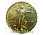 Stati Uniti - Gold coin 1/4 oz, U.S. Eagle, 1987 (BU)