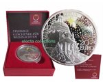 Austria - 20 Euro, 200th Anniversary of Silent Night, 2018