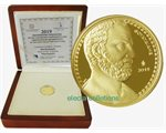 Greece - 200 Euro Gold PROOF, Thucydides, 2019