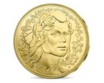 France - 250 Euro gold, Marianne - Fraternity, 2019