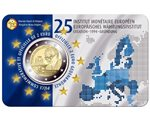 Belgium – 2 Euro, European Monetary Institute, 2019 (coin card FR)