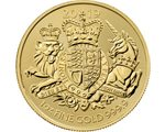 Great Britain - The Royal Arms Gold Coin BU 1 oz, 2019