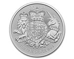 Μεγάλη Βρεταννία -  The Royal Arms Silver Coin BU 1 oz, 2019