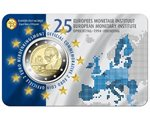 Belgium – 2 Euro, European Monetary Institute, 2019 (coin card NL)