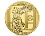 France - 50 Euro d'or BE, VICTORY OF SAMOTHRACE, 2019