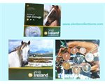 Ireland - Euro coins, Official BU Set 2010